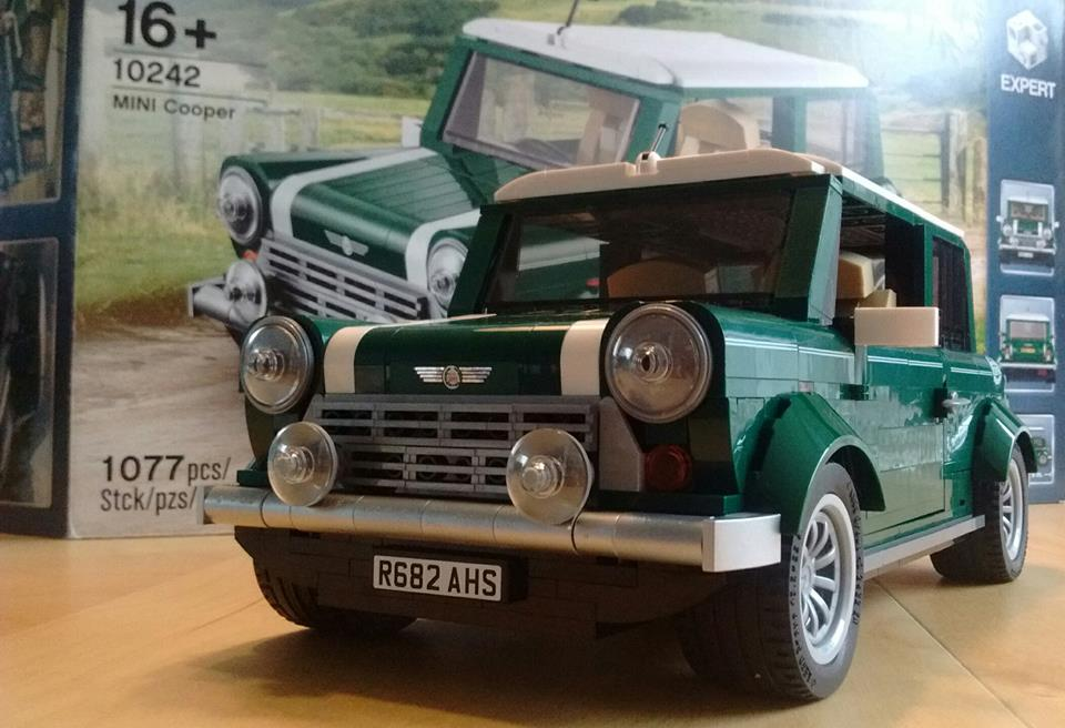LEGO Creator set 10242: MINI Cooper